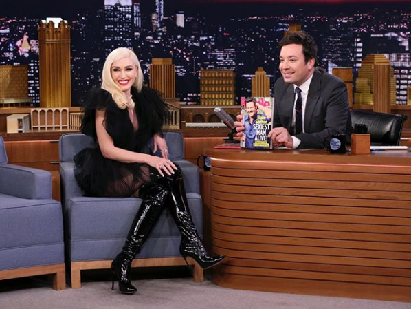 Gwen Stefani Reveals the Hilarious Christmas Gift She's Getting Blake Shelton