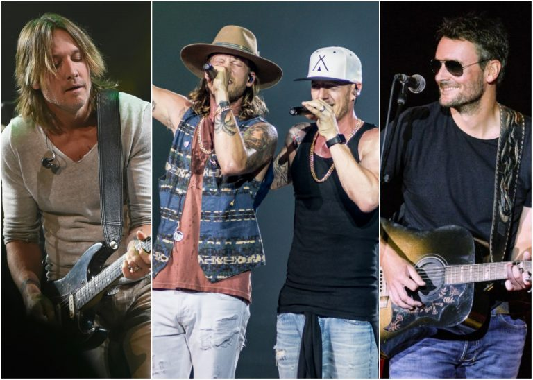 Florida Georgia Line, Keith Urban, Eric Church Sign On to 2018 Tortuga Music Festival