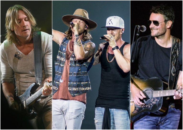Florida Georgia Line, Keith Urban, Eric Church Sign On to 2018 Tortuga Music Festival