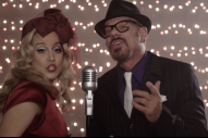 Kellie Pickler and Phil Vassar Go Back in Time in 'The Naughty List' Music Video
