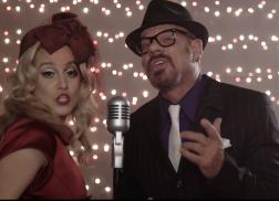 Kellie Pickler and Phil Vassar Go Back in Time in 'The Naughty List' Music Video