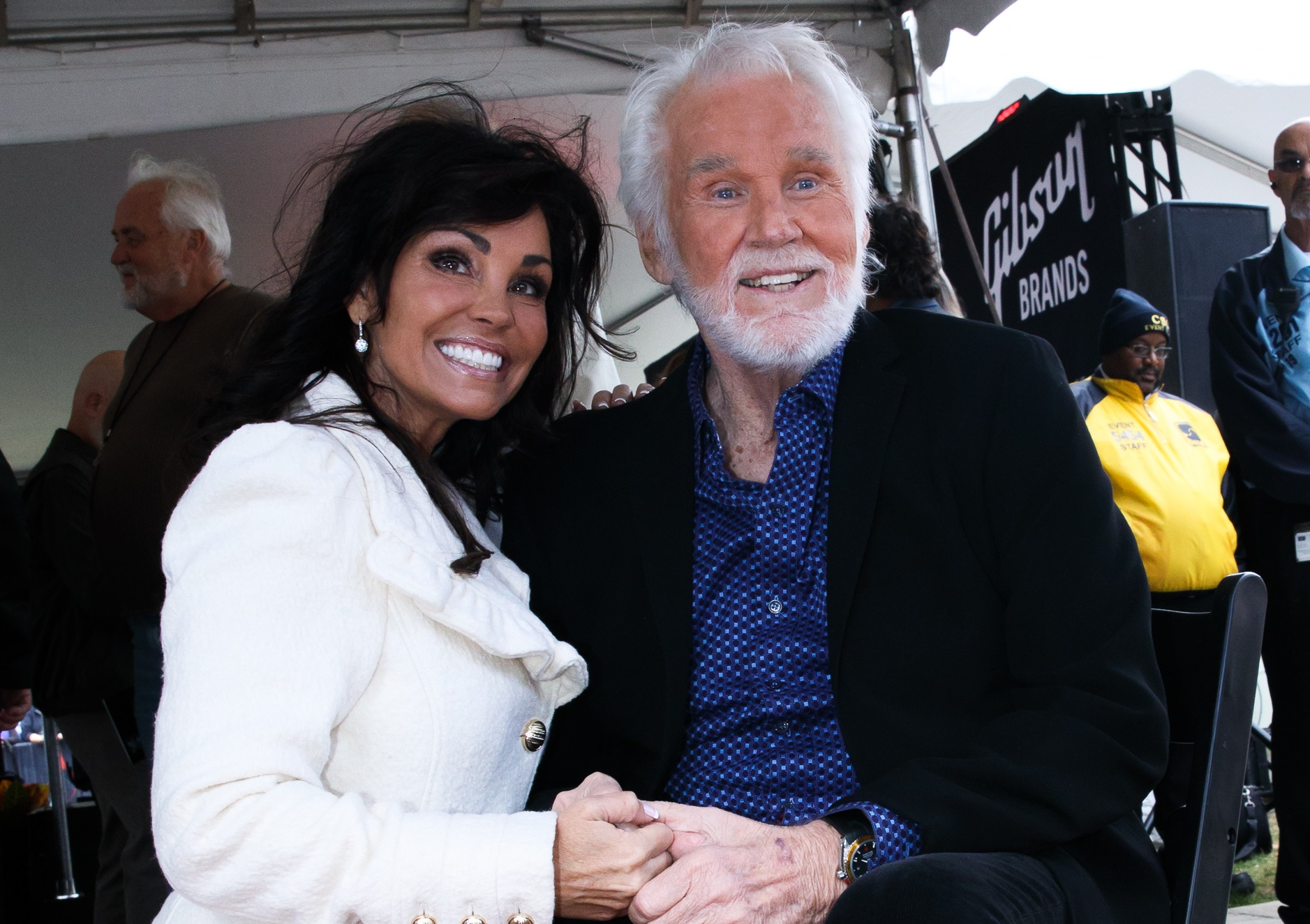 Kenny Rogers Dishes on His Plans for Retirement | Sounds ...