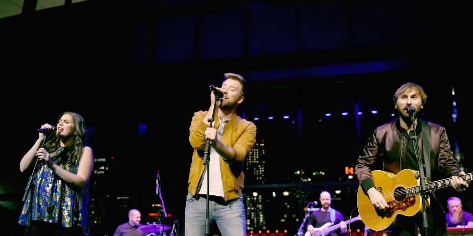 Lady Antebellum Treat Hilton Honors Members to Intimate Nashville Concert