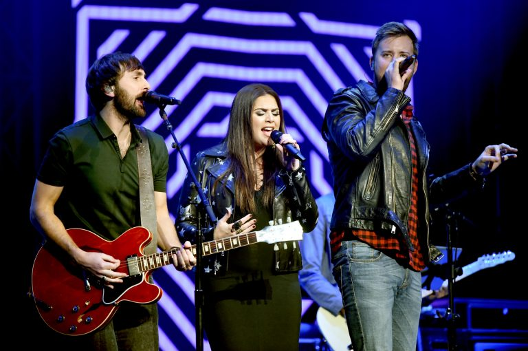 Lady Antebellum Booked to Perform at Nashville's 4th of July Celebration