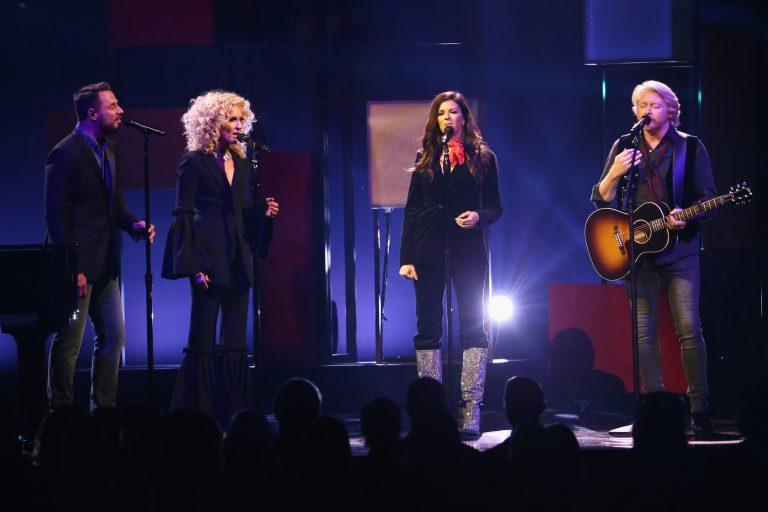 Little Big Town Pay Homage to Glen Campbell with 'Witchita Lineman'
