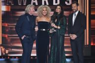 Little Big Town Takes Prize for CMA Vocal Group of the Year