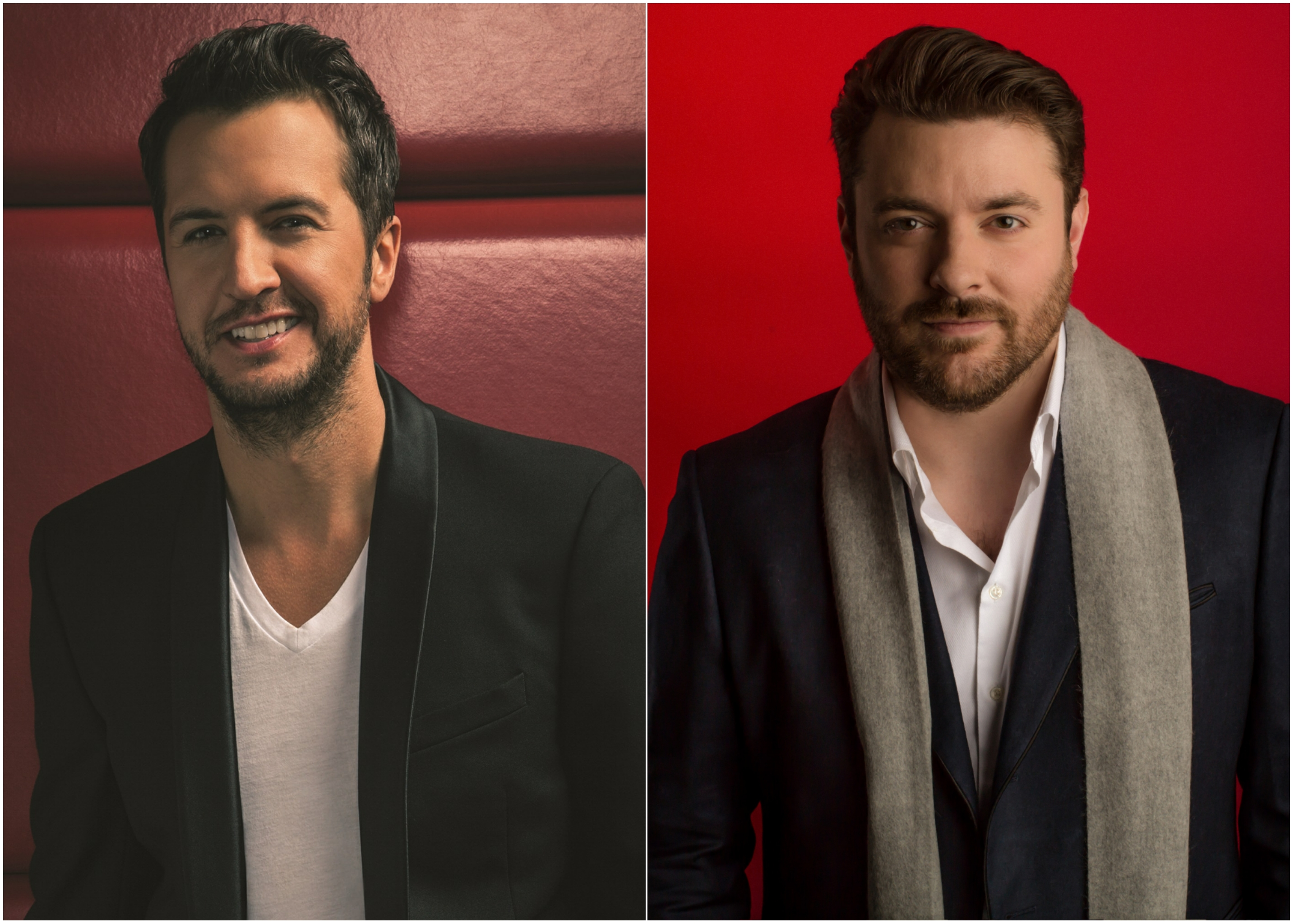 luke bryan chris young and others join cma country christmas lineup