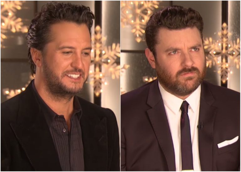 Luke Bryan, Chris Young & Other 'CMA Country Christmas' Stars Attempt to Translate 'Gloria In Excelsis Deo'