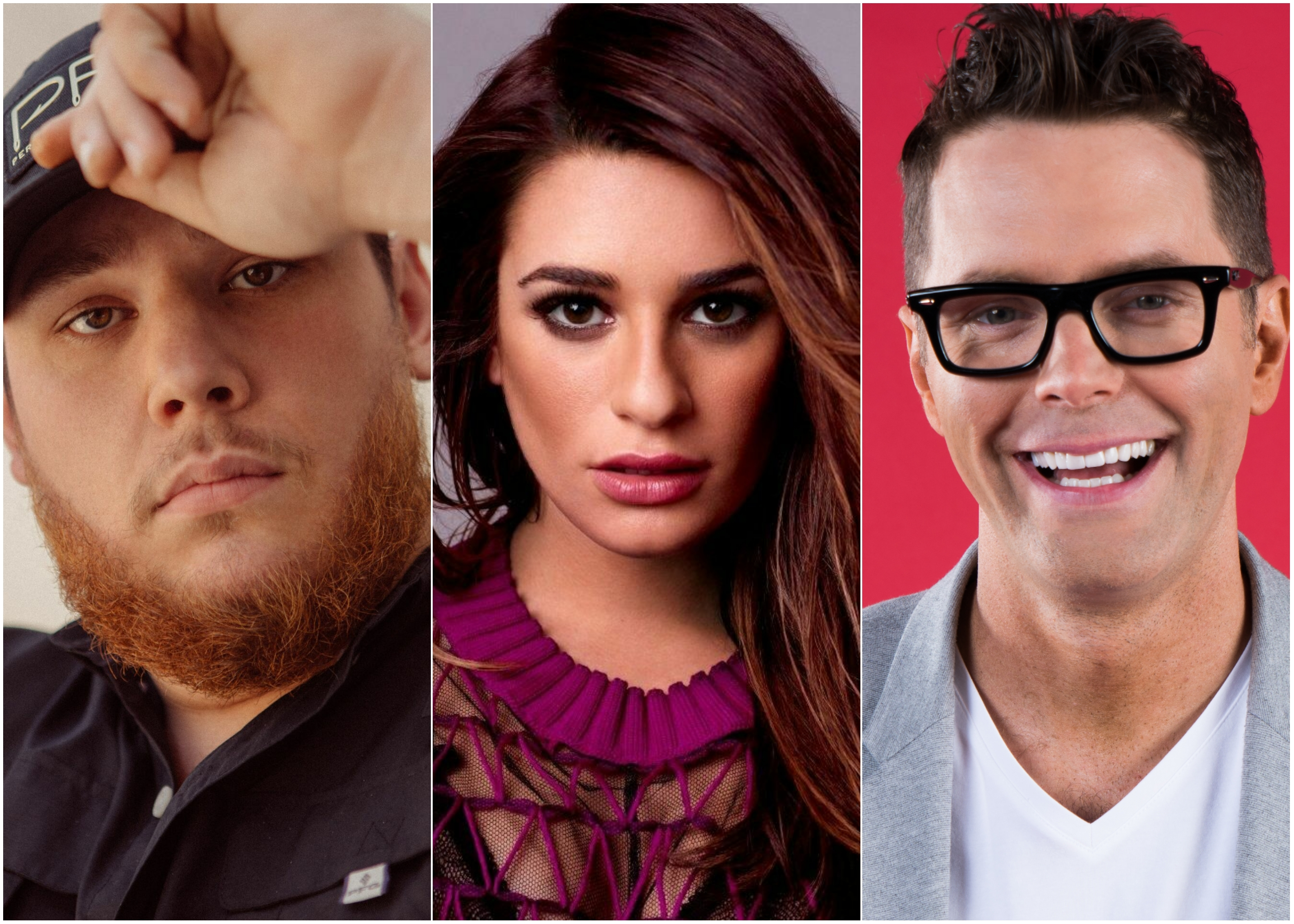 Luke Combs, Lea Michele, Bobby Bones and More to Present at CMA Awards