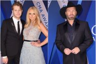 Miranda Lambert and Boyfriend Anderson East Slam Garth Brooks for Lip Syncing at the CMA Awards
