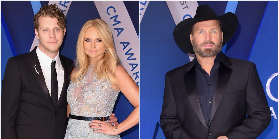 Miranda Lambert and Boyfriend Anderson East Slam Garth Brooks for Lip Syncing at the CMA Awards
