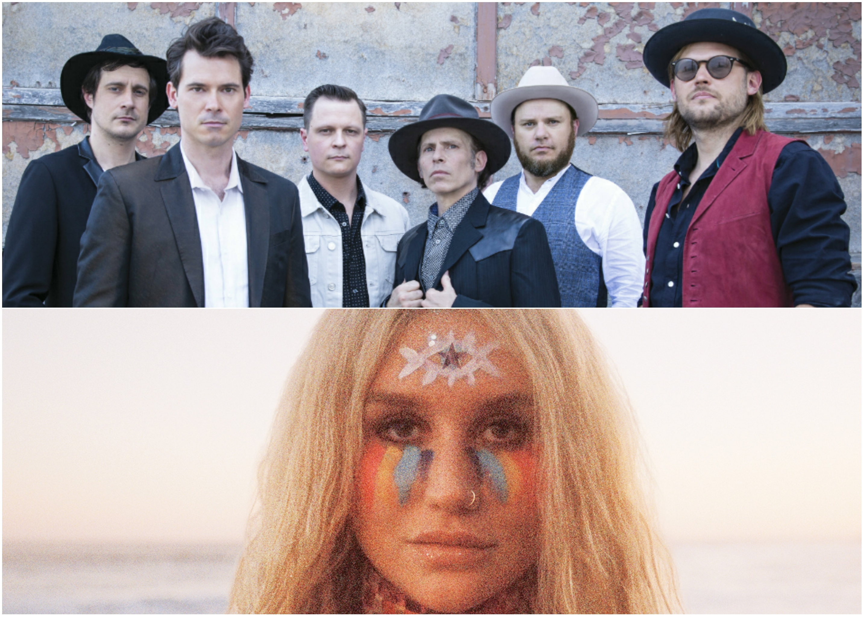 Old Crow Medicine Show and Kesha to Team Up for 'CMT Crossroads'