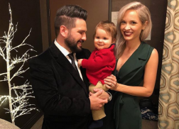 Dan + Shay's Shay Mooney Excited To Continue 'Weird' Christmas Tradition with His Son