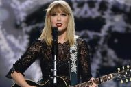 Taylor Swift Returns to Country Radio with 'New Year's Day'