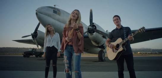Temecula Road Highlights Military Family in 'Everything Without You' Music Video