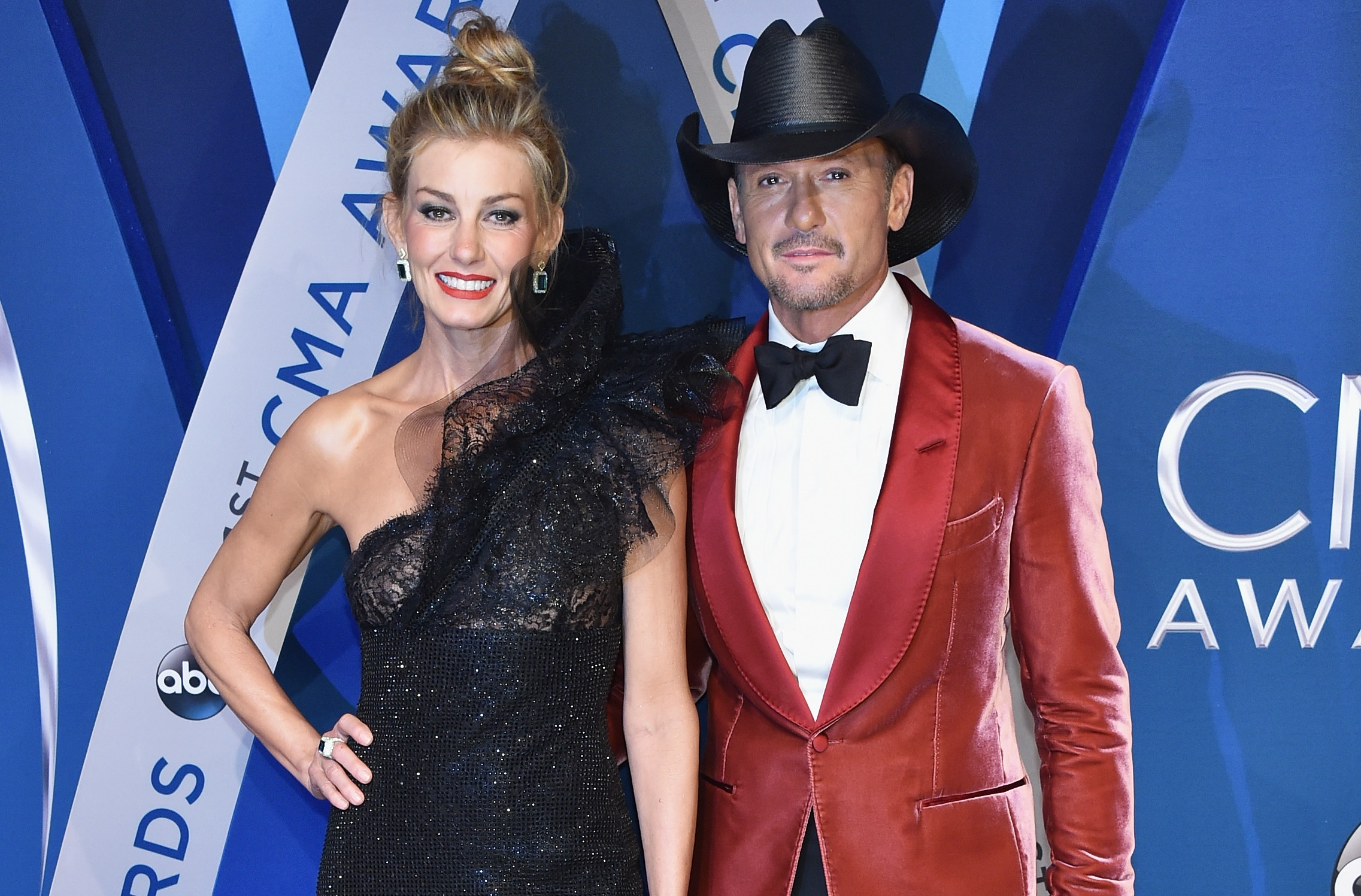 Tim McGraw and Faith Hill Ask for Common Sense Gun Control Following Recent Shootings
