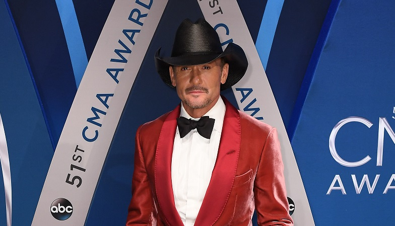 Tim McGraw Praises DICK's Sporting Goods for Banning the Sale of Assault Rifles