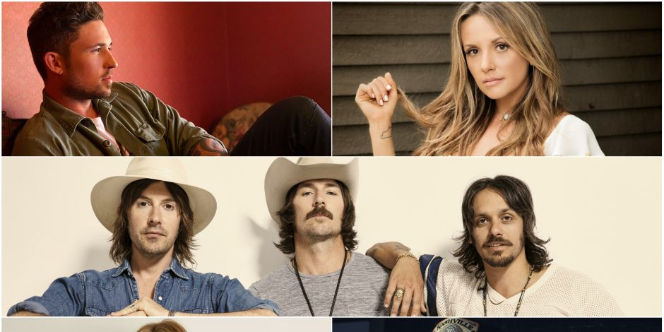2018 Country Radio Seminar's New Faces of Country Music Revealed