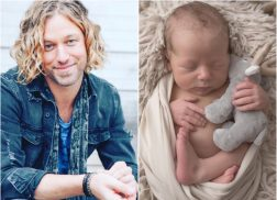 Casey James and Wife Welcome Second Child