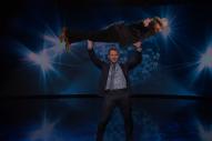 Chris Stapleton and Chris Pratt Recreate Iconic 'Dirty Dancing' Duet