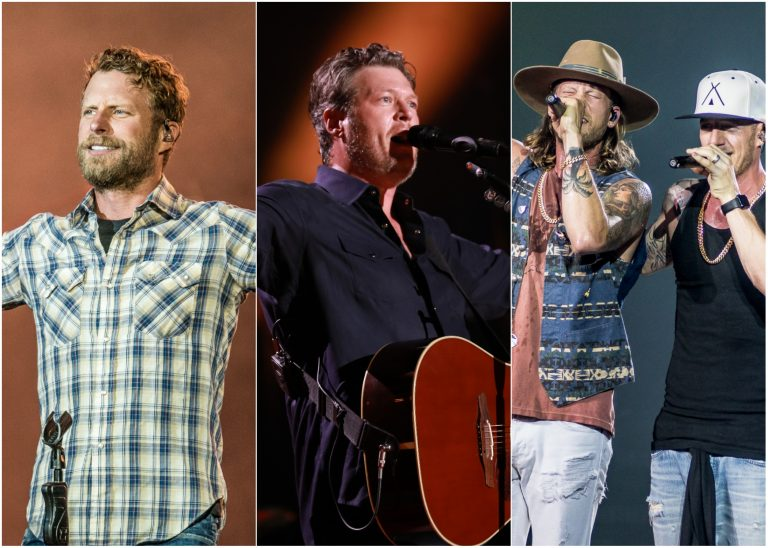 Dierks Bentley, Blake Shelton, and Florida Georgia Line Lead 2018 Country LakeShake Lineup