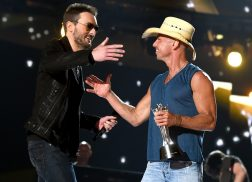 Kenny Chesney is 'Very Proud' of his Live Collaboration with Eric Church