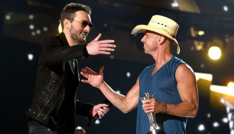 Kenny Chesney is 'Very Proud' of his Collaboration with Eric Church