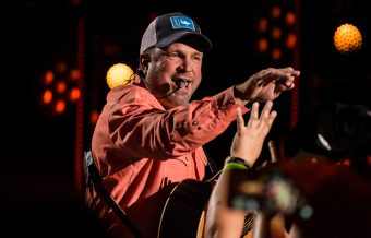 Garth Brooks Alludes to New Music, New Tour