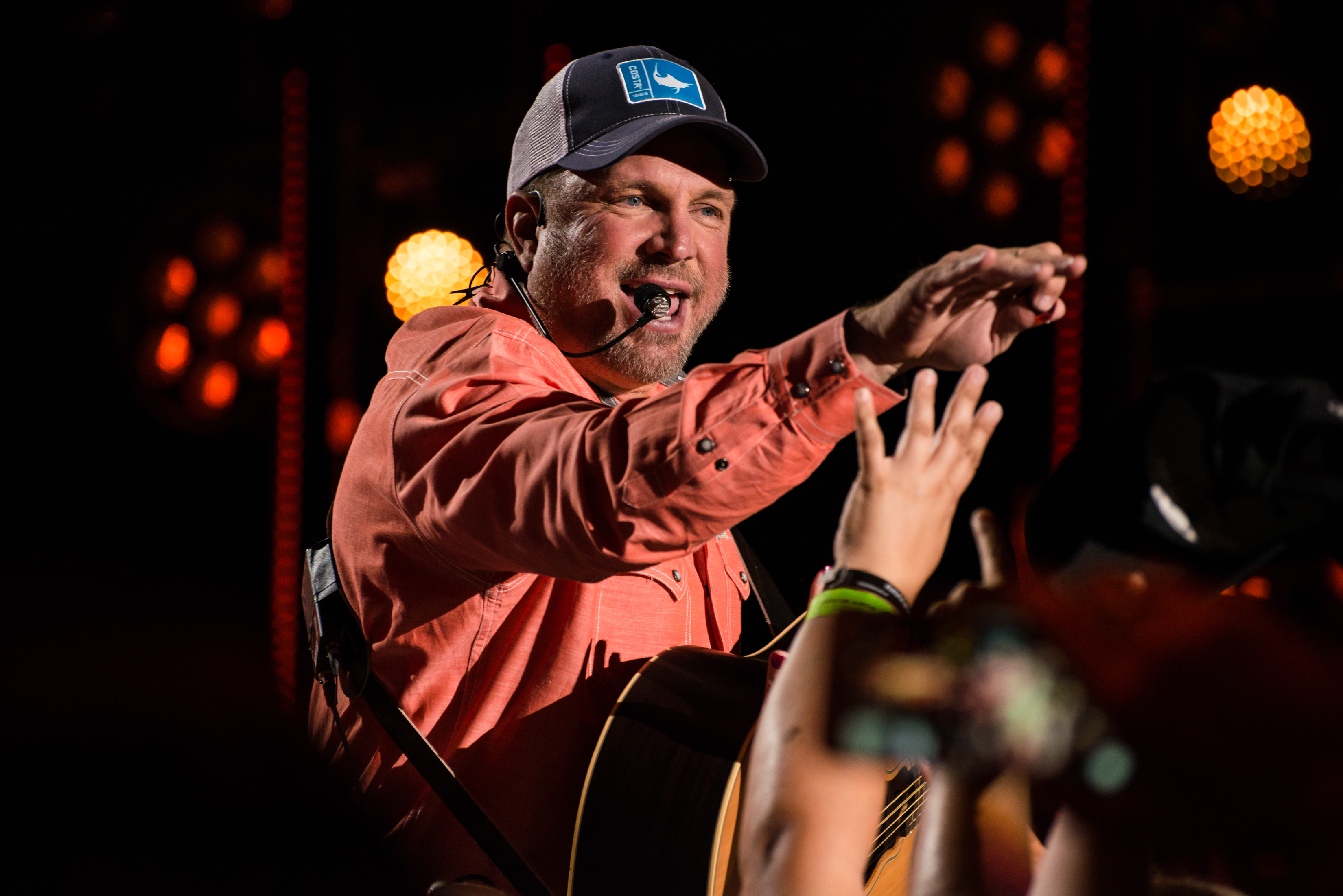 Garth Brooks Alludes to New Music, New Tour in the Works