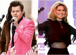 Harry Styles Reveals Shania Twain as His Prominent Fashion and Musical Influence