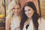 Hillary Scott Celebrates Twins With Chic Baby Shower