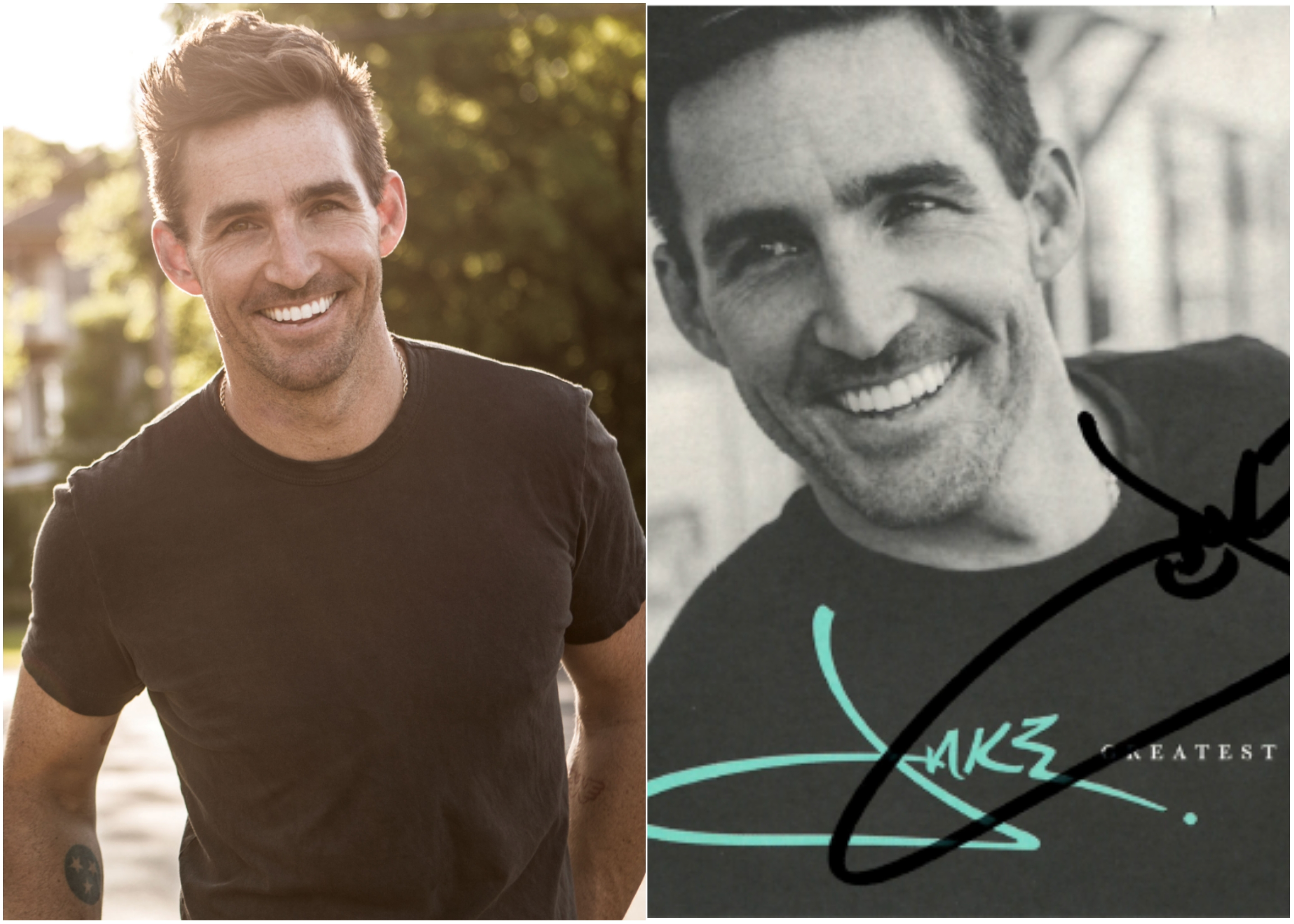 WIN a Signed Copy of Jake Owen's 'Greatest Hits' Album