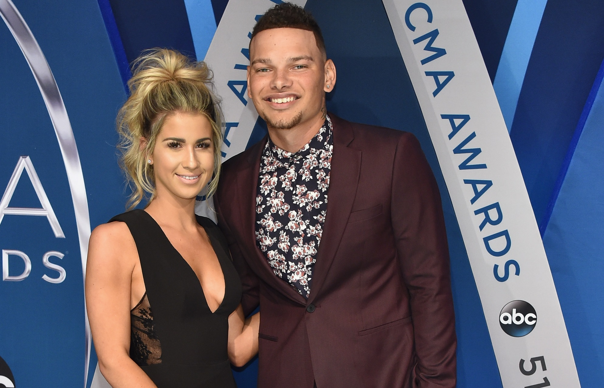 Kane Brown Proposed to His Fiancée While Watching a Scary Movie