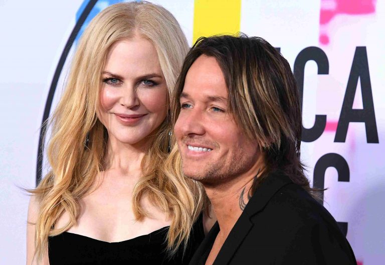 Keith Urban Surprises Chicago Fans by Inviting Nicole Kidman Onstage