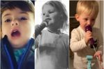Lady Antebellum Kids Show off Their Music Talents