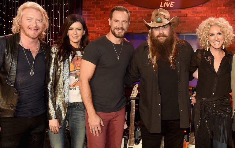 Chris Stapleton, Little Big Town and More Featured on '2018 GRAMMY Nominees' Album