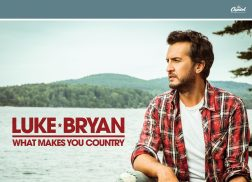 Luke Bryan's 'What Makes You Country' Claims No. 1 Spot on Albums Charts
