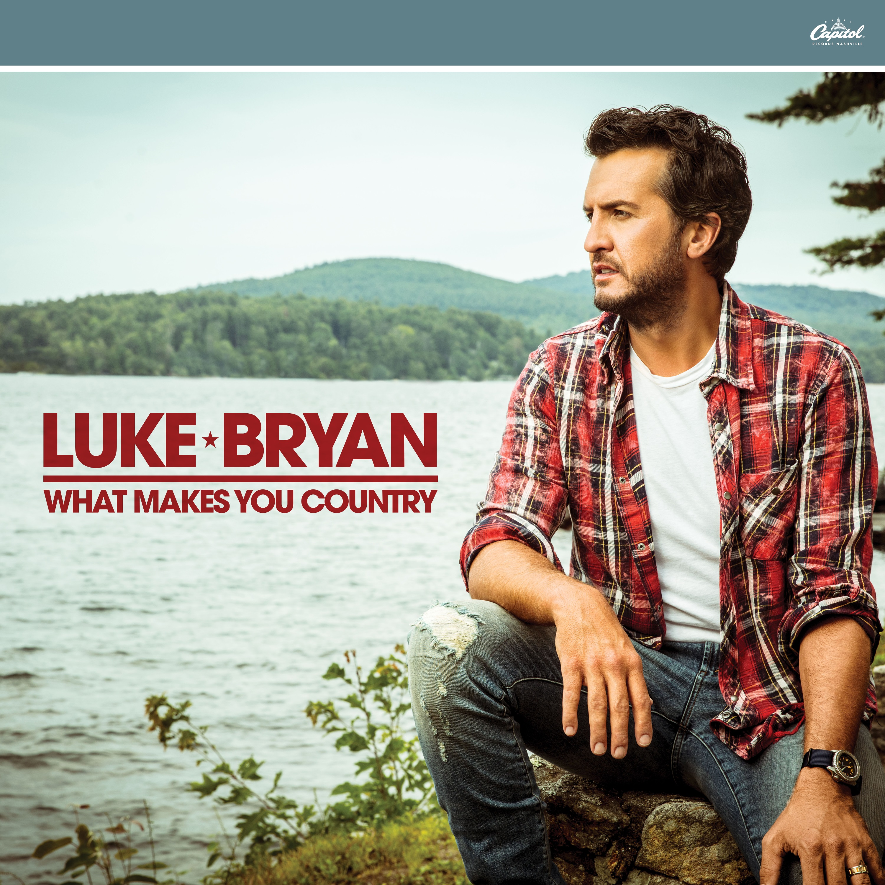 Album Review: Luke Bryan's 'What Makes You Country'