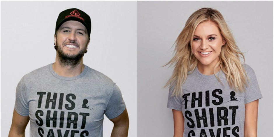 Luke Bryan, Kelsea Ballerini and More Join St. Jude's 'This Shirt Saves Lives' Campaign