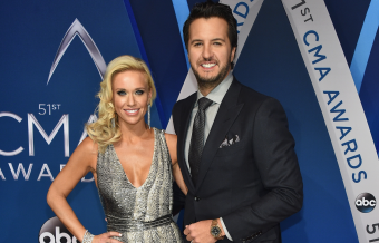 Luke Bryan's Wife Got Him the Best Christmas Gift Ever