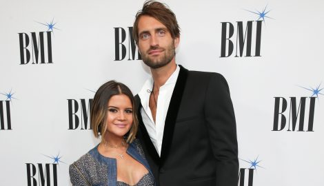 Maren Morris and Ryan Hurd are Married