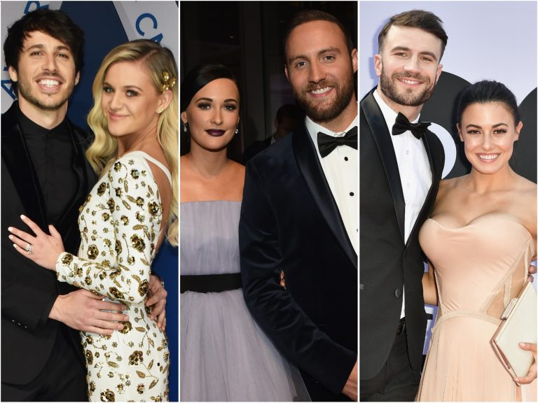 Year in Review: 2017's Country Music Weddings