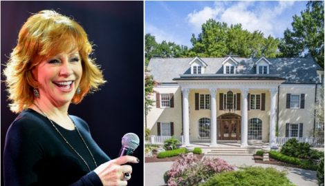 Reba's Former Home May Soon Be Turned Into Bed and Breakfast