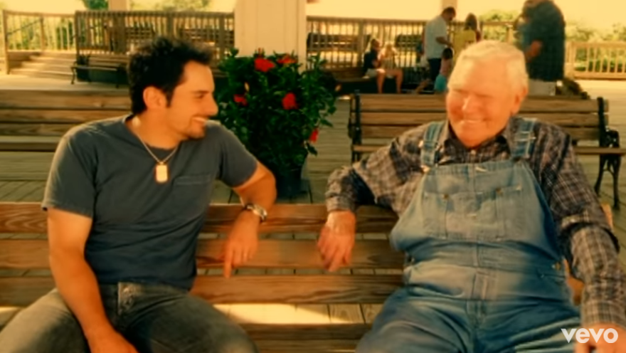 Celebrity Cameos in Brad Paisley Music Videos Over the Years