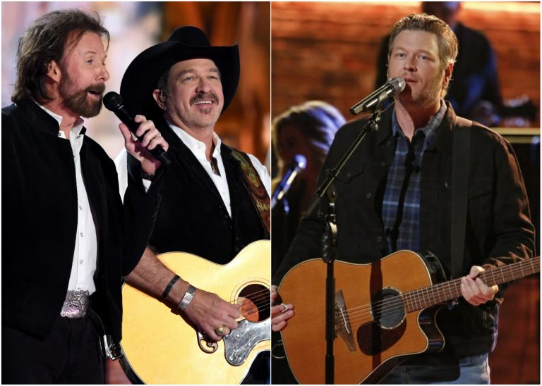 Brooks & Dunn, Blake Shelton & More to Headline Faster Horses Festival