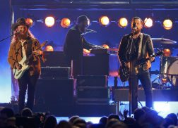 Brothers Osborne Hope to Heal With Route 91 Tribute Performance on GRAMMYs
