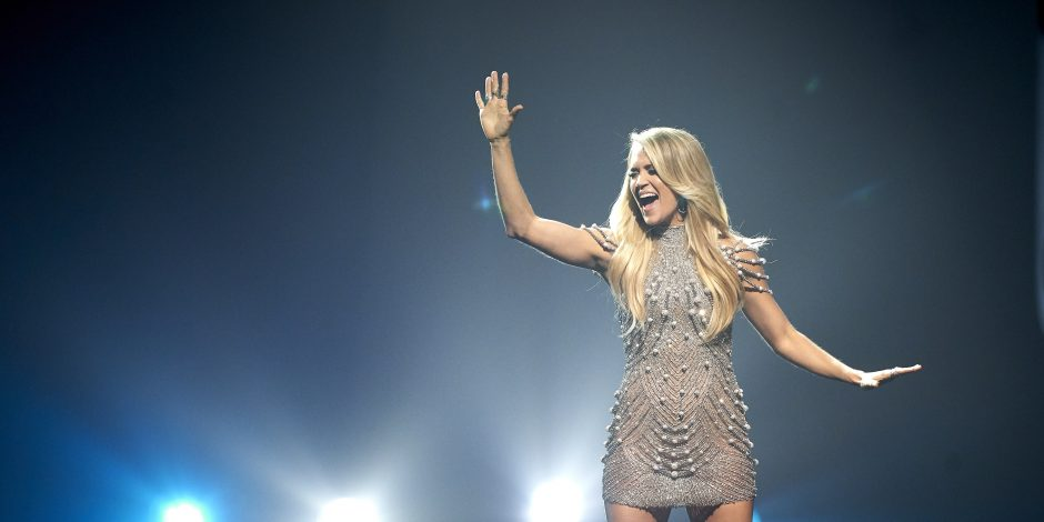 Carrie Underwood Debuts 'The Champion,' Featuring Ludacris