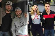 All the Country Stars Who Attended the National Championship Game