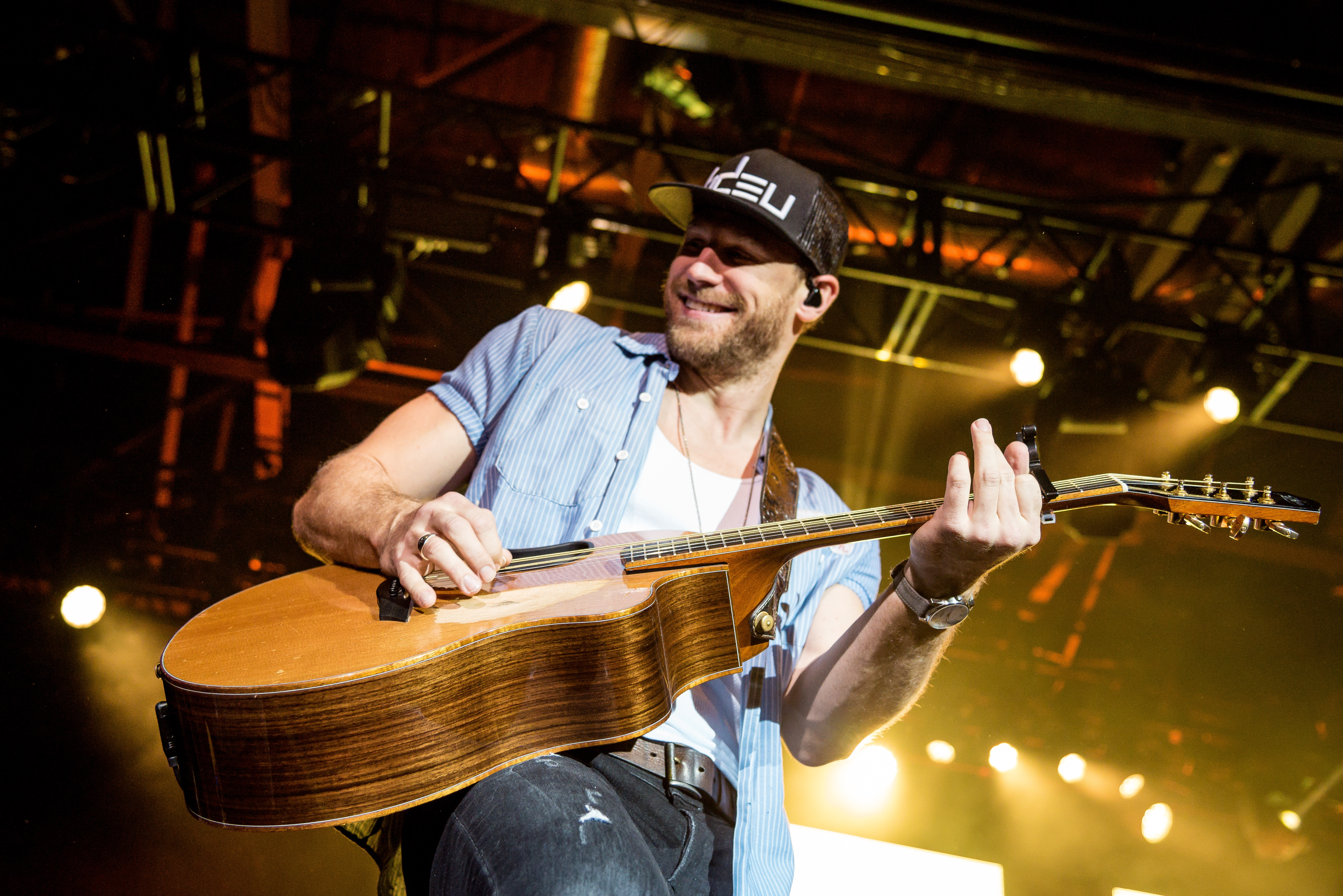 Chase Rice Rocks Lambs And Lions Tour Stop In Philadelphia