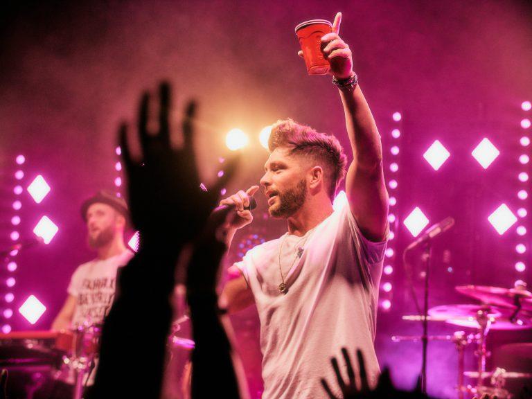 Chris Lane Brings Versatility to Headlining Nashville Show